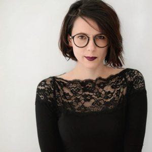 Portrait Maylis Astier atelier Laura Pack mini-page Love